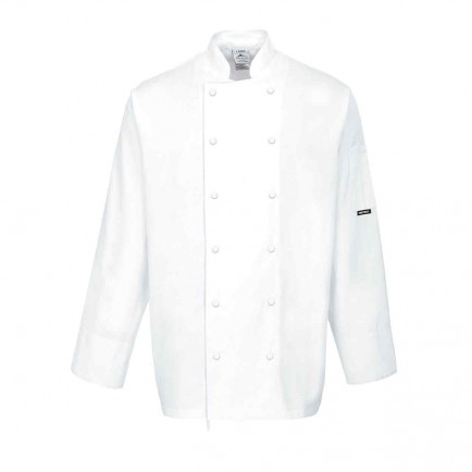 Portwest C773 Dundee Chef Jacket