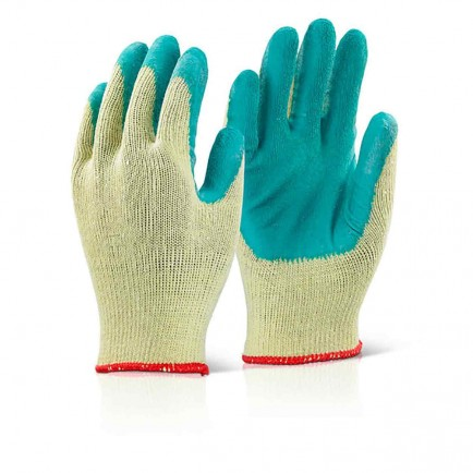 Click 2000 Economy Grip Glove Pack of 10
