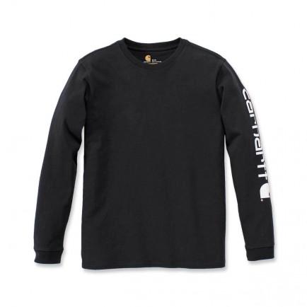 Carhartt 103401 Workwear Logo L/S T-Shirt