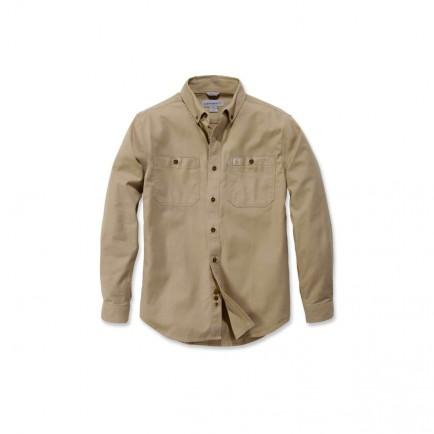 Carhartt 103554 Lw Rigby Solid L/S Shirt