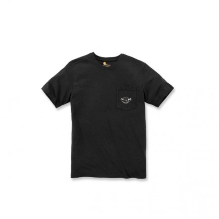 Carhartt 103565 Maddock Strong Graphic S/S T-Shirt