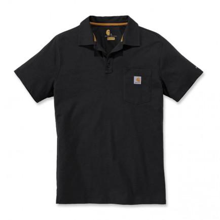 Carhartt 103569 Force Cotton Delmont Pocket Polo