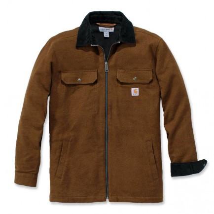 Carhartt 104074 Pawnee Zip Shirt Jac
