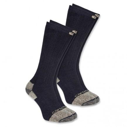 Carhartt A555-2 Steel Toe Boot Sock 2-Pair
