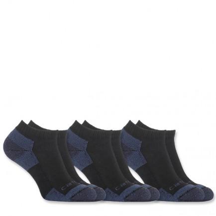 Carhartt WA262-3 All-Season Sock 3-Pair
