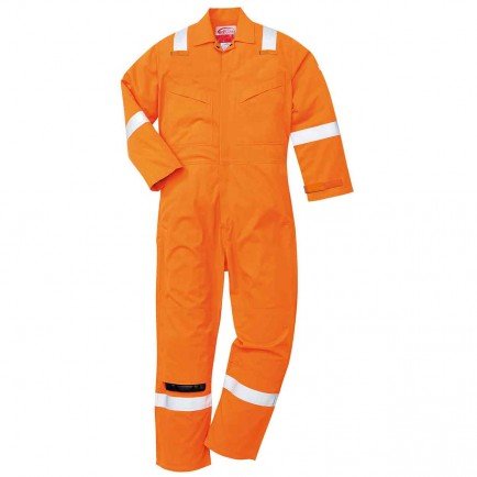 Portwest FR28 Light Weight Anti-Static Coverall 280gm