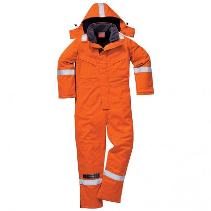 Portwest FR53 FR Anti-Static Winter Coverall