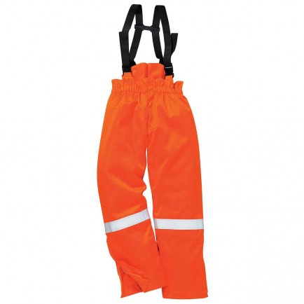 Portwest FR58 FR Anti-Static Winter Salopettes