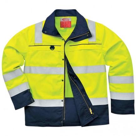 Portwest FR61 HiVis Multi-Norm Jacket