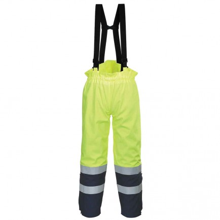 Portwest FR78 Bizflame Multi Arc Hi Vis Trouser