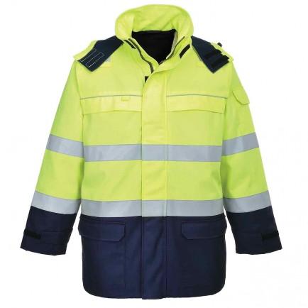 Portwest FR79 Bizflame Multi Arc Hi-Vis Jacket