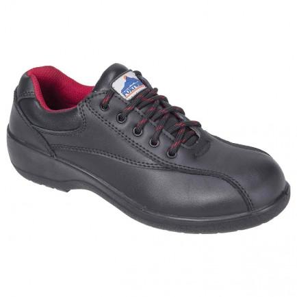 Portwest FW41 Steelite Ladies Safety Shoe S1