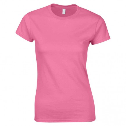 Gildan GD72 SoftStyle Ladies Fitted Ringspun T-Shirt