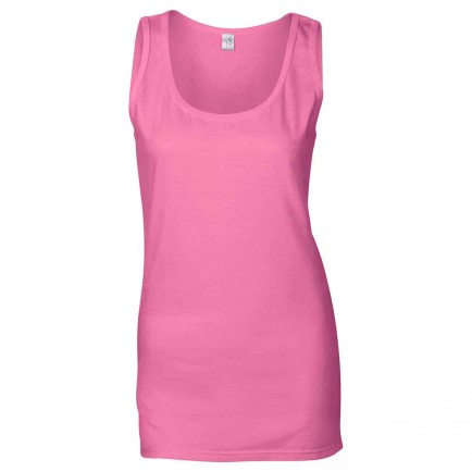 Gildan GD77 Ladies SoftStyle Tank