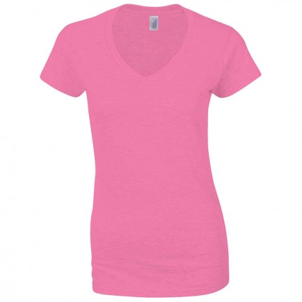 Gildan GD78 Ladies SoftStyle V T-Shirt