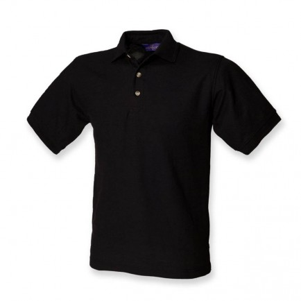 Henbury H410 Definitive Heavy Pique Polo