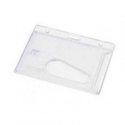 Portwest ID20 Sew-On ID Holder  (Pk50)