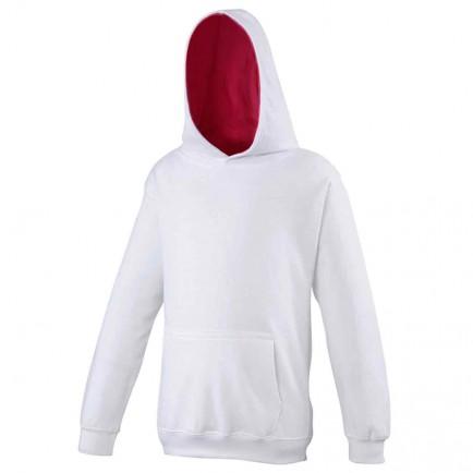AWDis Hoods JH003B Kids Varsity Hoodie