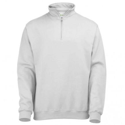 AWDis Hoods JH046 Sophomore ¼ Zip Sweatshirt