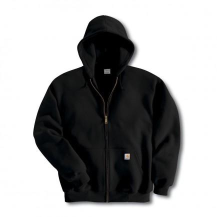Carhartt K122 Midweight Hooded Zip-Front Sweatshirt