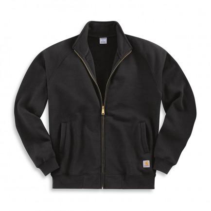 Carhartt K350 Midweight Mock Neck Zip-Front Sweatshirt