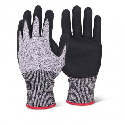 Click Kutstop KS5 Click Micro foam Nitrile Cut 5 Glove