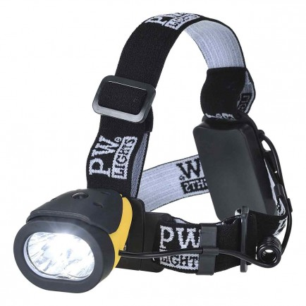 Portwest PA63 PW Dual Power Head Light