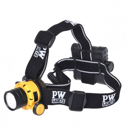 Portwest PA64 PW Ultra Power Head Light