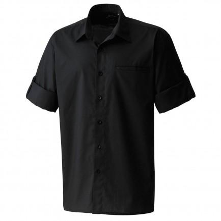 Premier Roll Sleeve Poplin Sht