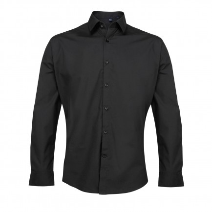 Premier Supreme Long Sleeve Poplin Shirt