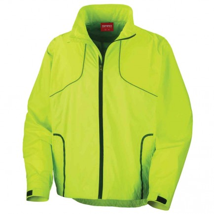 Spiro SR185M Crosslite Trail & Track Jacket