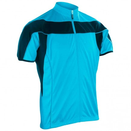 Spiro SR188M Bikewear Full Zip Top