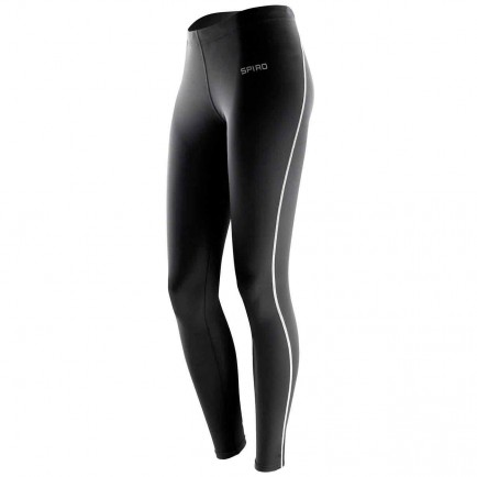 Spiro SR251F Women's Base Bodyfit Layer Leggings
