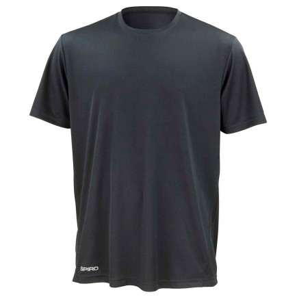 Spiro SR253M Quick Dry Short Sleeve T-Shirt