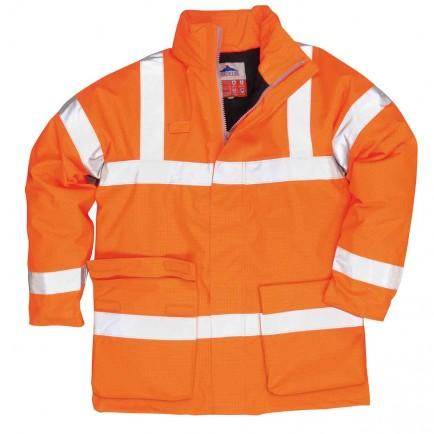Portwest S778 Bizflame Rain Hi-Vis Antistatic FR Jacket