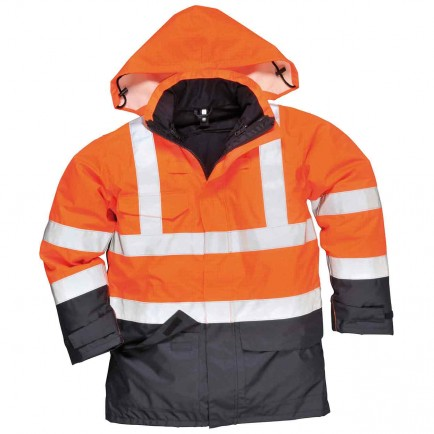Portwest S779 Bizflame Rain Hi-Vis Multi-Protection Jacket