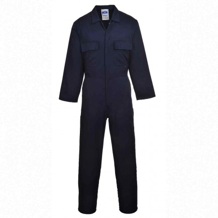 Portwest S999 Euro Work Polycotton Coverall