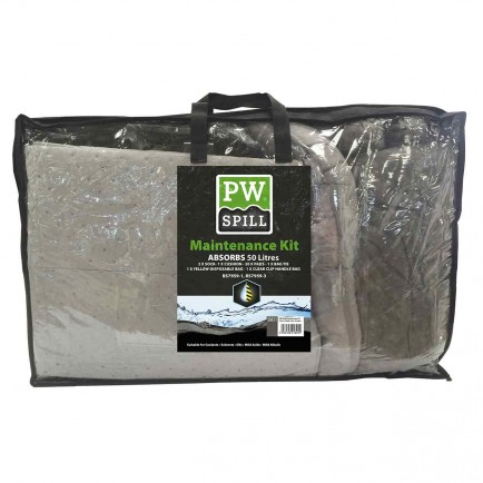Portwest SM31 Spill Maintenance Kit 50L  Pk3