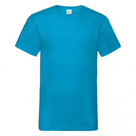 Fruit of the Loom SS7 V Neck T-Shirt