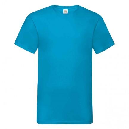 Fruit of the Loom SS7 V Neck T-Shirt