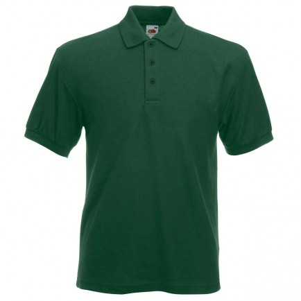 Fruit of the Loom SS27 Heavy Pique Polo