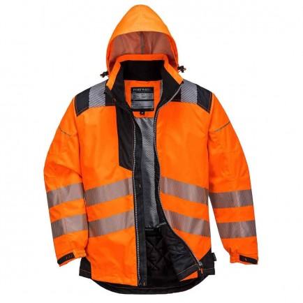 Portwest T400 Vision Hi-Vis RainJacket