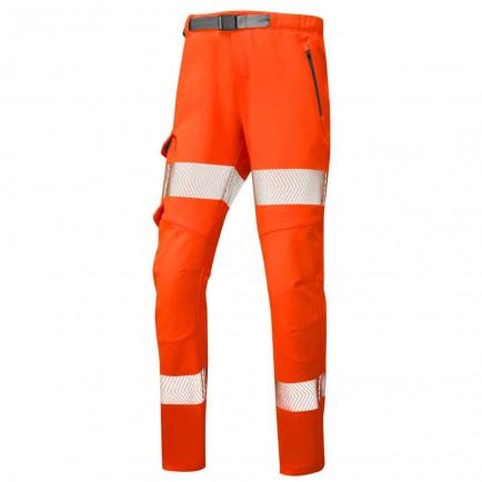Leo Workwear Starcross Iso 20471 Cl 2 Women's Stretch Work Trouser