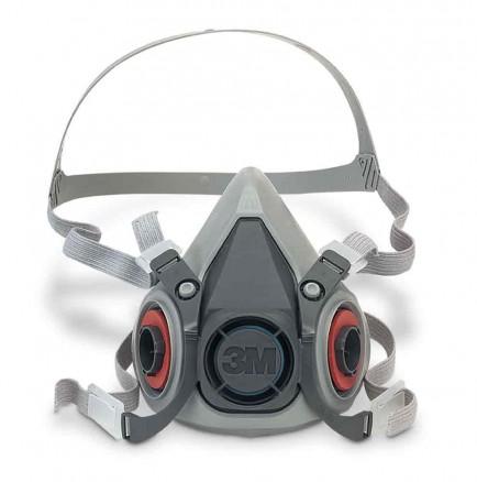 3M 3M6000 Half Mask Respirator
