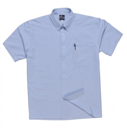 Portwest S108 Oxford Shirt Short Sleeve