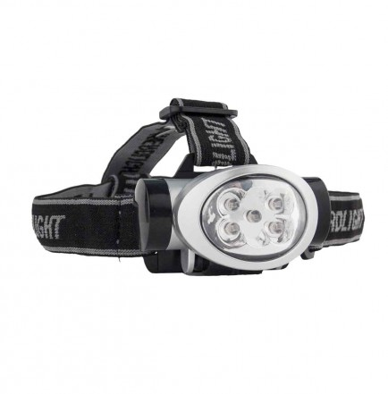 Portwest PA50 5 LED Helmet Light