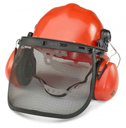 B-Brand HMV Helmet / Muff / Visor Forestry Kit