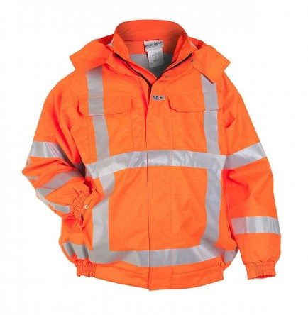 Hydrowear HYD073400 Moers Multi Sns Fr As Hi Vis W/Proof Pilot Jacket