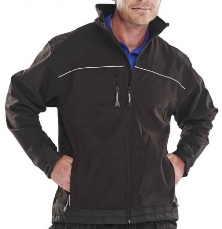 Click SSJ Soft Shell Jacket