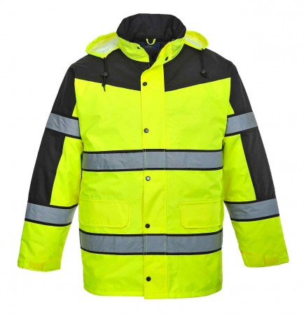 Portwest S462 Hi-Vis Classic Two Tone Jacket